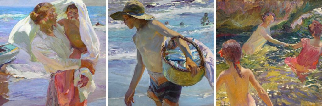 How to paint like Sorolla