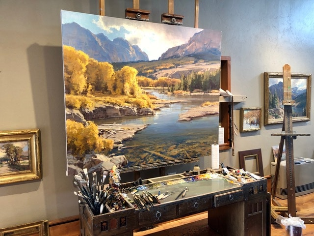 PleinAir Art Podcast - Scott Christensen - OutdoorPainter.com