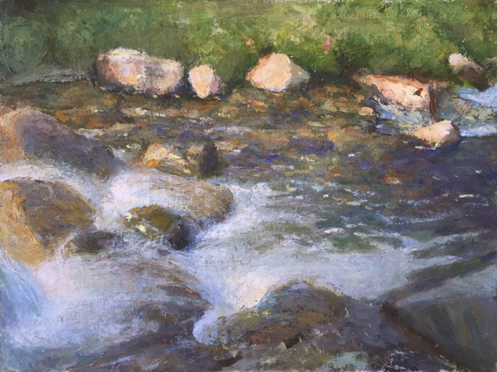 Painting en plein air - OutdoorPainter.com