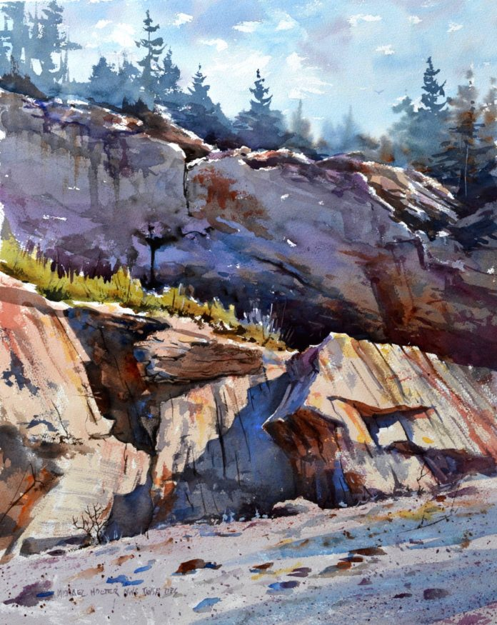 PleinAir Podcast Episode 97: Michael Holter