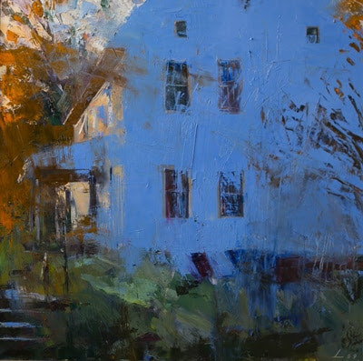Magazines for artists - Patrick Lee in PleinAir